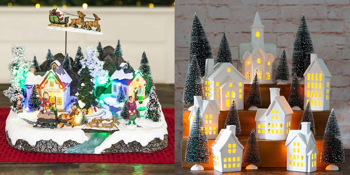 Christmas Village 2020 Dates 10 Best Christmas Villages & Village Sets You'll Love in 2020