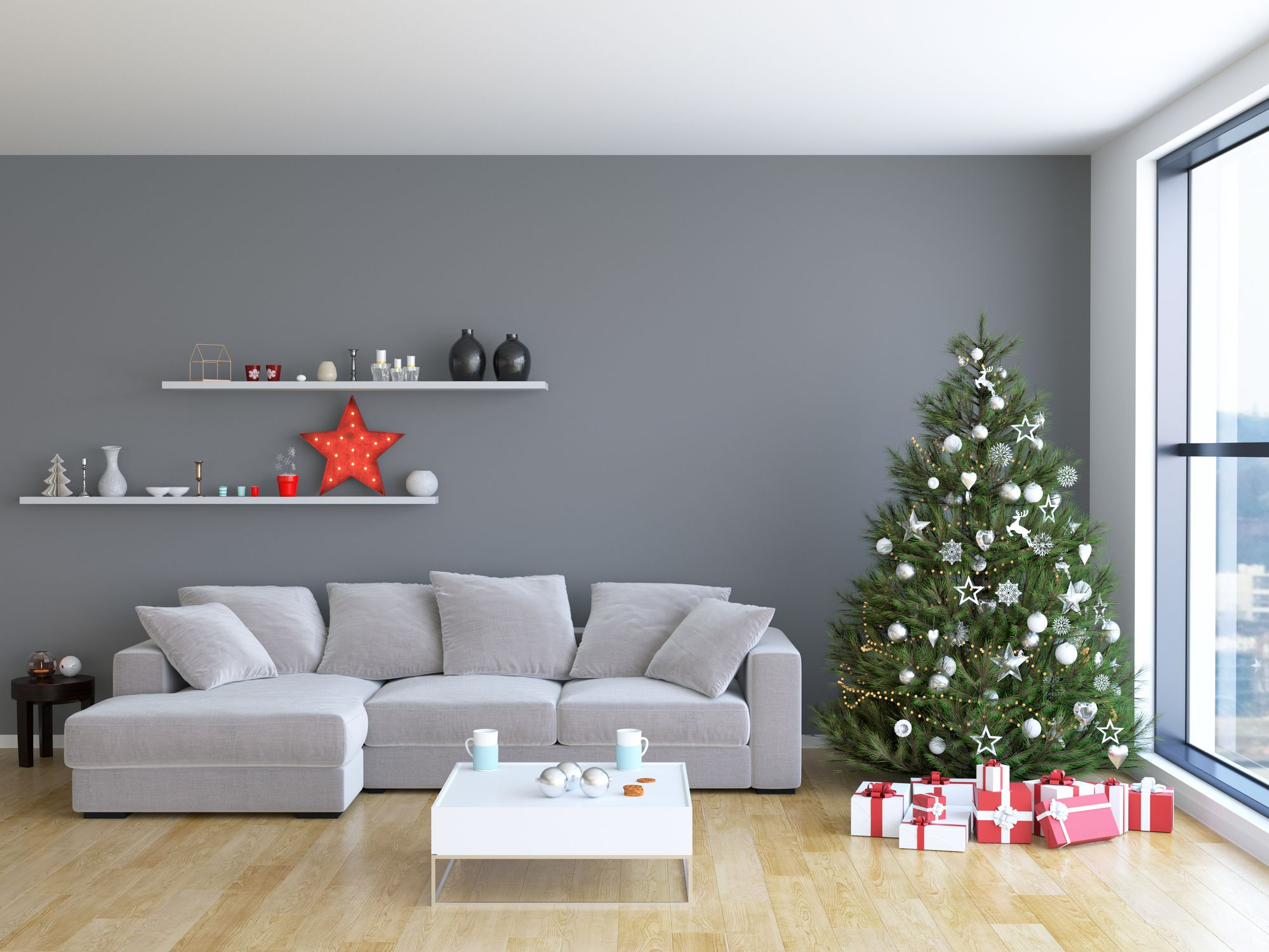 9 Fun Decoration Ideas to Dress Up Your Walls This Christmas