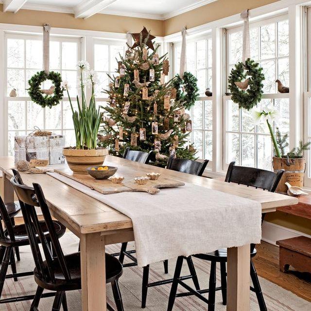 Christmas Snowflake Window Clings