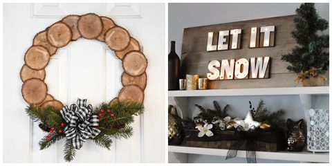 20 Christmas Wood Crafts to Nail This Holiday Season