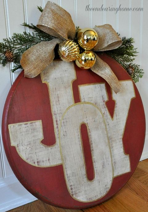 20 Best Christmas Wood Crafts Diy Holiday Wood Projects