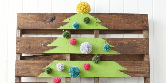 25 Best Christmas Wood Crafts Diy Holiday Wood Projects And Ideas