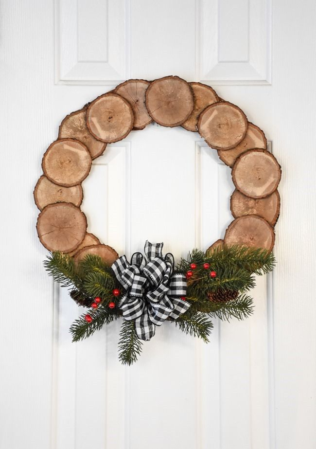 20 Best Christmas Wood Crafts Diy Holiday Wood Projects And Ideas