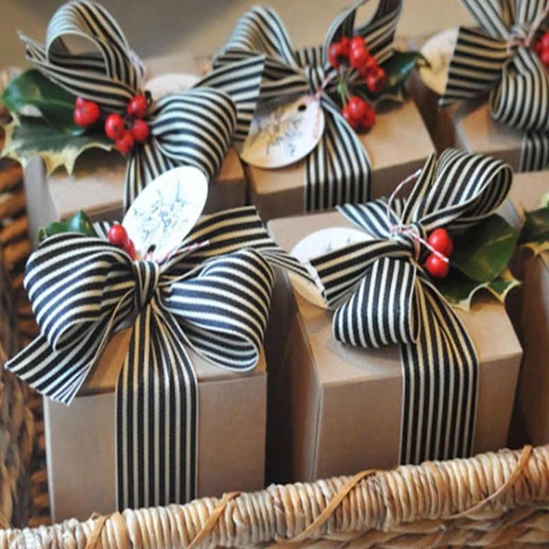 56 Christmas Gift Wrapping Ideas Creative Diy Holiday Gift Wrap