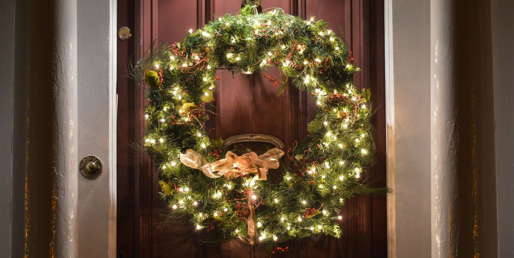 The Best Real Wreaths For Christmas 2020