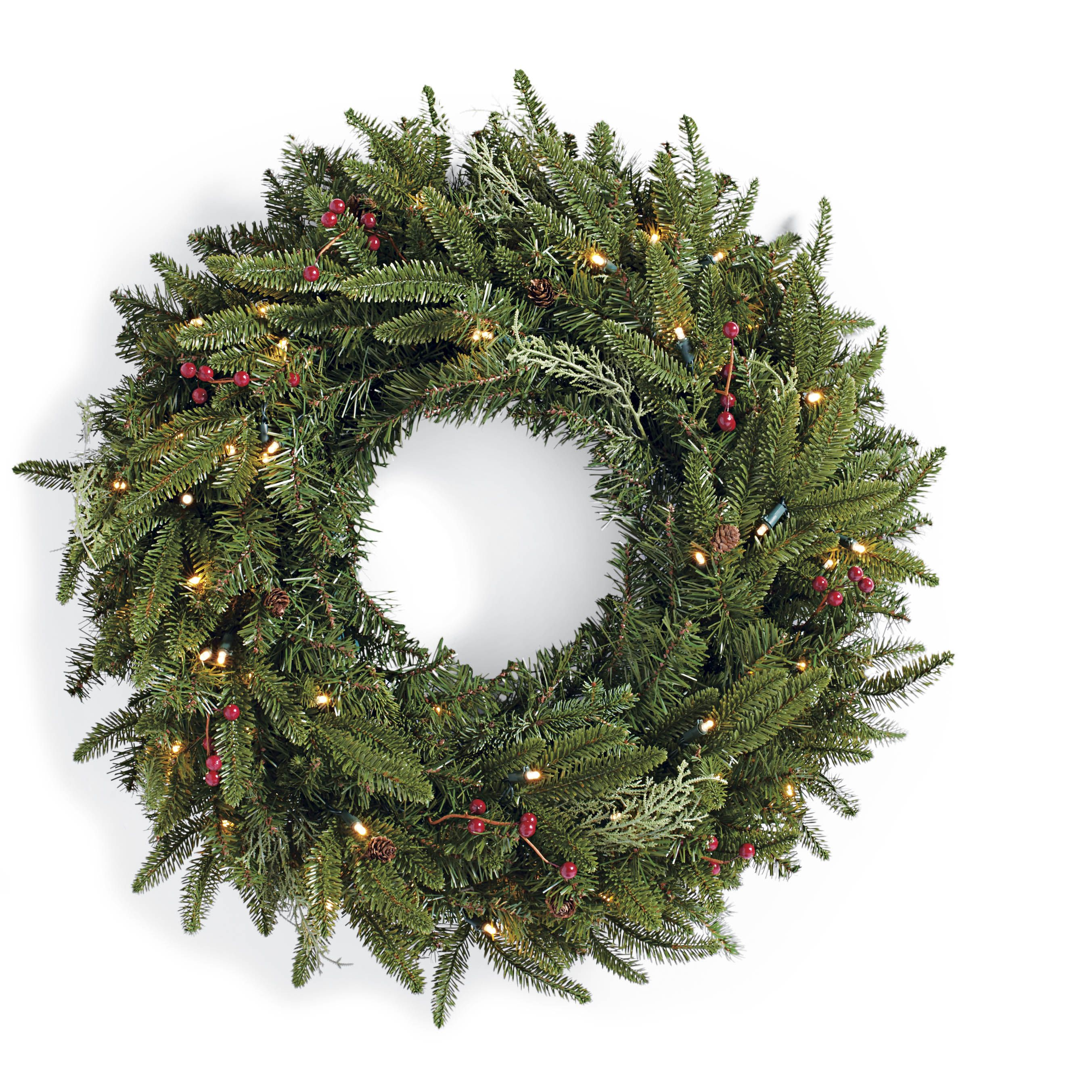 35 Gorgeous Christmas Wreaths For A Festive Front Door