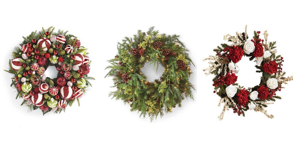 Best Christmas Door Wreath Ideas 2018