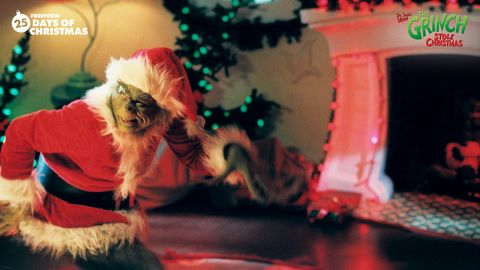 freeform the grinch zoom background