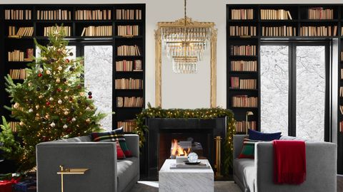 williams sonoma living room fireplace