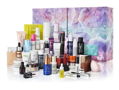 Best luxury beauty advent calendars