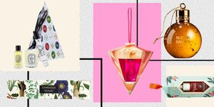 Christmas Beauty Cracker And Bauble