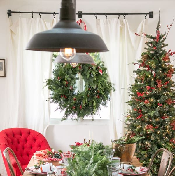 Christmas Party Table Decorations Ideas.20 Easy Christmas Party Ideas Holiday Decorating