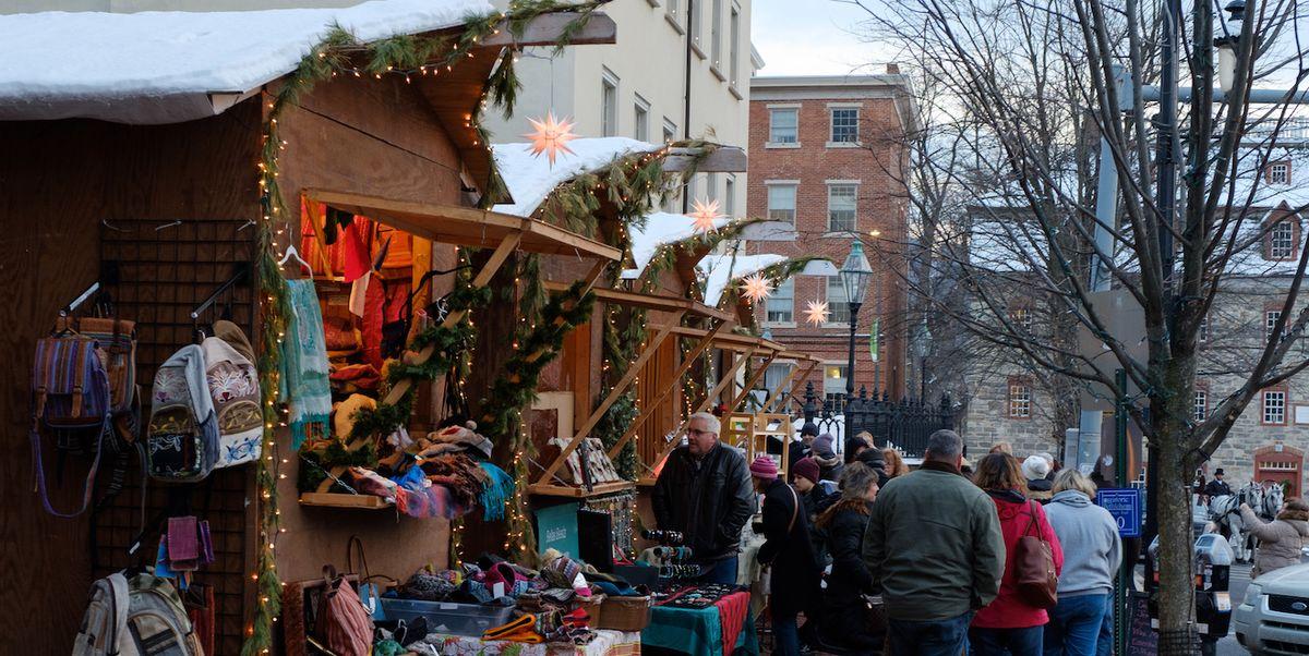 Christmas In Bethlehem Pa 2021 Bethlehem Pennsylvania Turns Into A Christmas Wonderland