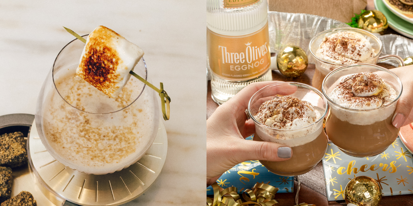 15 Easy Christmas Cocktails — Holiday Party Alcoholic Drink