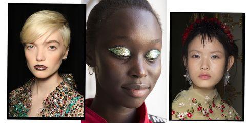 1193857babc 28 Christmas Makeup Ideas - Makeup Inspiration For Your Christmas Party