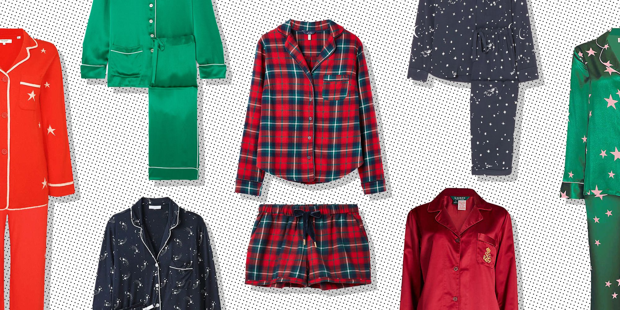 The Best Christmas Pyjamas And Festive Loungewear To Live In This December