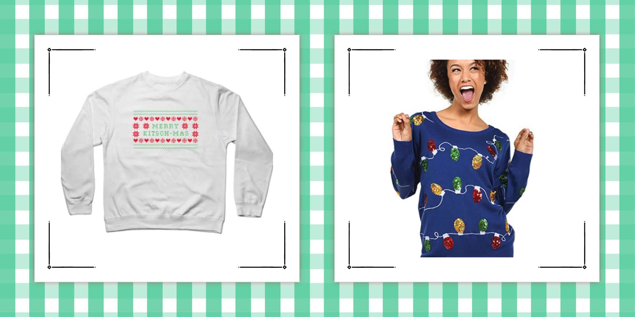 30 Best Ugly Christmas Sweaters Funny Holiday Sweater Ideas