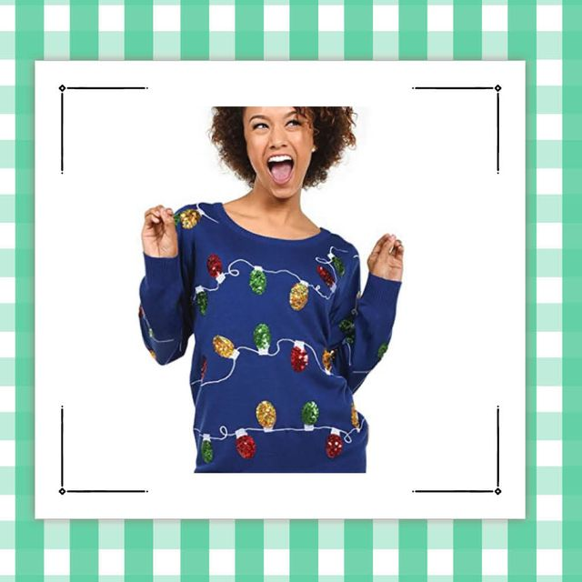 christmas sweater shopping index