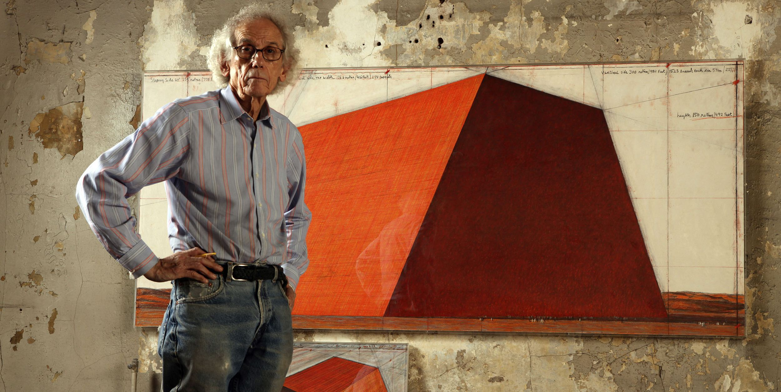 Christo: The Artist Behind The Largest And Most Expensive Sculpture Ever Created