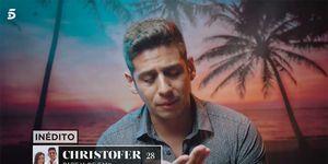 Christofer se derrumba tras la infidelidad de Fany