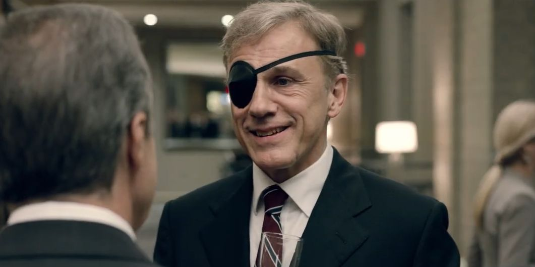 James Bond star Christoph Waltz's new movie gets thrilling first trailer