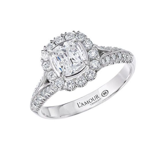 35 Best Cushion Cut Diamond Engagement Rings For Your 2018