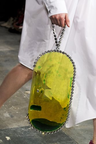 Green, Yellow, Fashion, Footwear, Fashion accessory, Shoe, Jewellery,