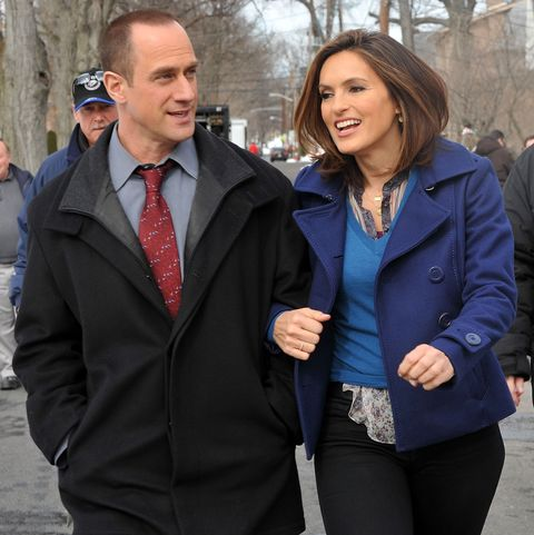"On Location For ""Law & Order: SVU"" - March 4, 2010"
