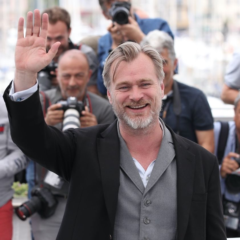 Christopher Nolan's new movie gets a title as filming starts