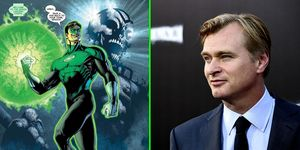Christopher Nolan Green Lantern