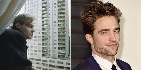 Christopher Nolan Robert Pattinson