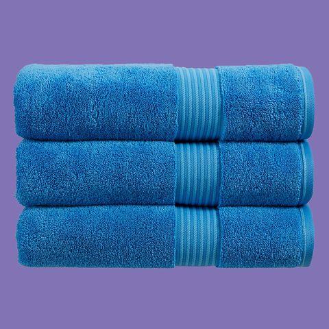 Turquoise, Aqua, Blue, Towel, Azure, Teal, Textile, Linens, Turquoise, Electric blue,