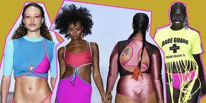 Chromat Fashion Week New York fall winter 2019