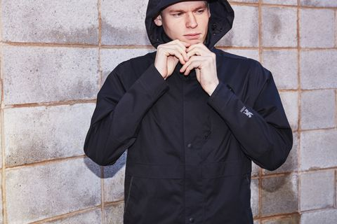 Chrome Stanton Jacket
