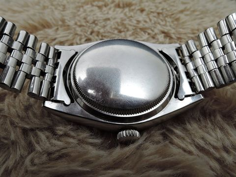 Rolex Bubbleback