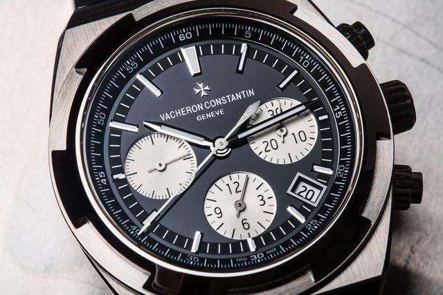 chronograph descontructed