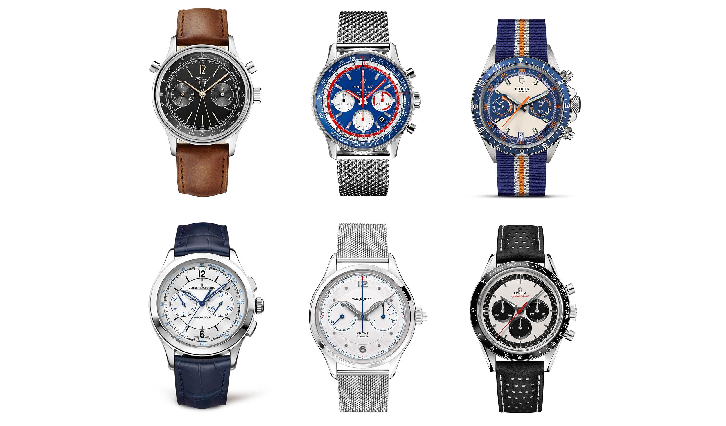 The best chronographs under £10,000