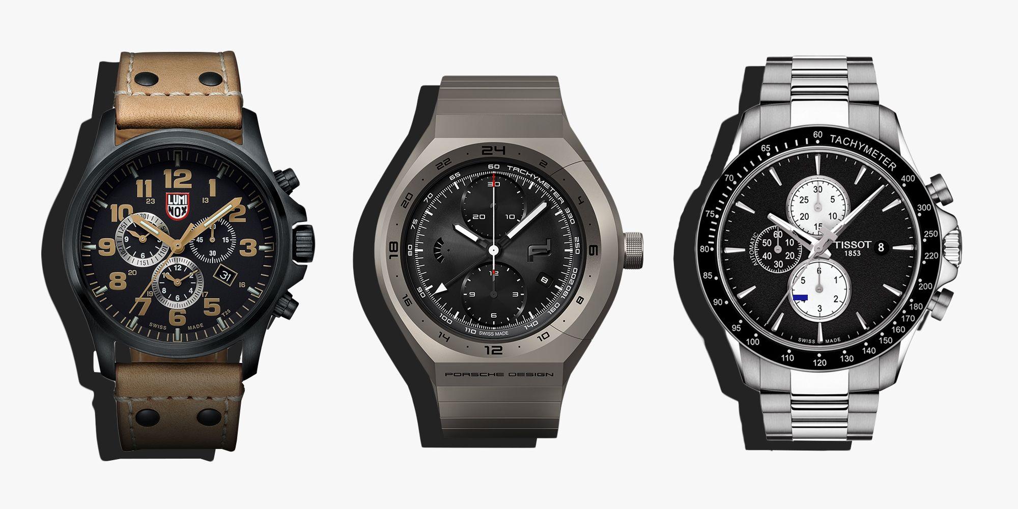 50 Best Men S Watches In 2019 Best Designer And Budget Watches