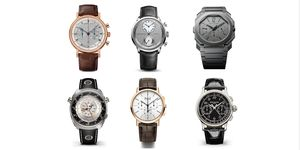 The best chronograph watches over £10,000
