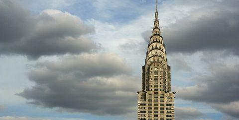 Chrysler Building, New York City