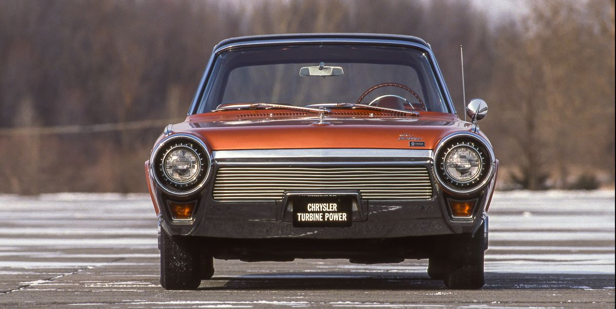 Revisiting the Future with the 1963 Chrysler Turbine Car