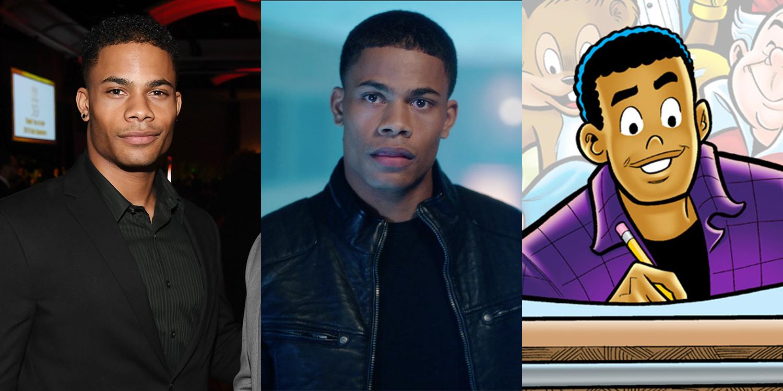 Riverdale Cast Vs Archie Comic Photos Riverdale Actors In Real Life