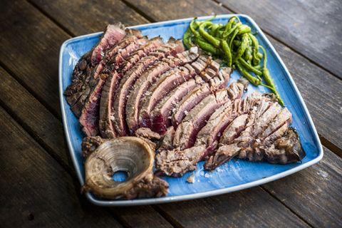 Dish, Food, Cuisine, Brisket, Ingredient, Roast beef, Steak, Meat, Rinderbraten, Carne asada,