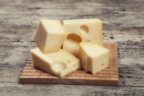 low carb high protein foods: cheese