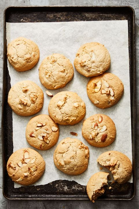 chunky nut butter cookies