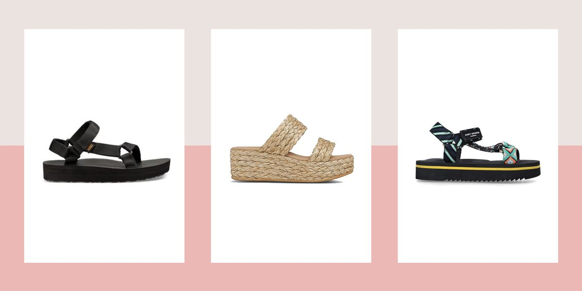 The best chunky sandals for your summer wardrobe