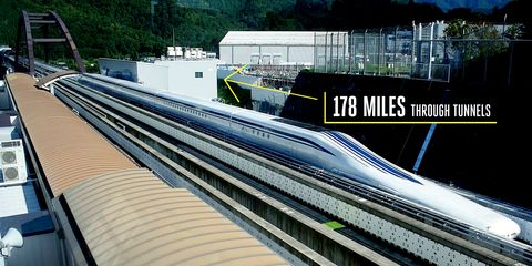 Transport, Train, Maglev, Vehicle, Bullet train, Railway, Steel, High-speed rail, Metal, Architecture,
