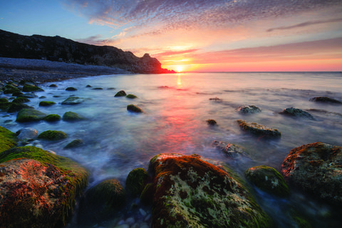 Church Ope Cove, Portland, Dorset. Mark Bauer