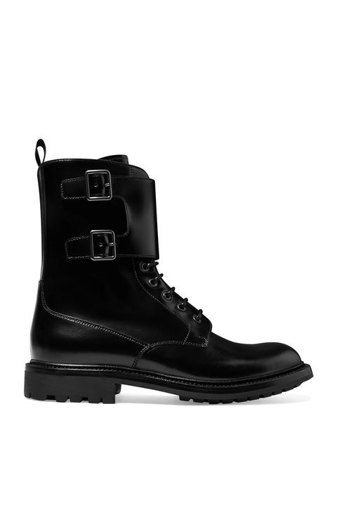 combat boots trend