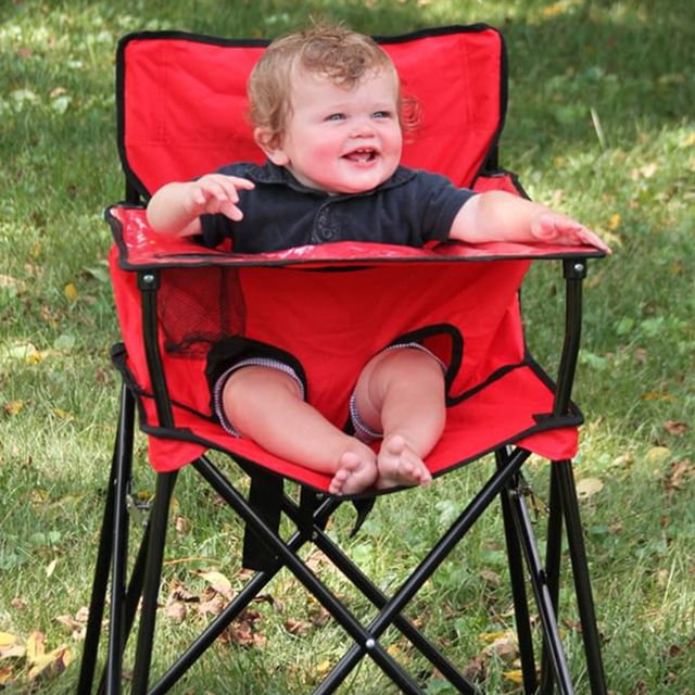 ciao baby portable high chair camping